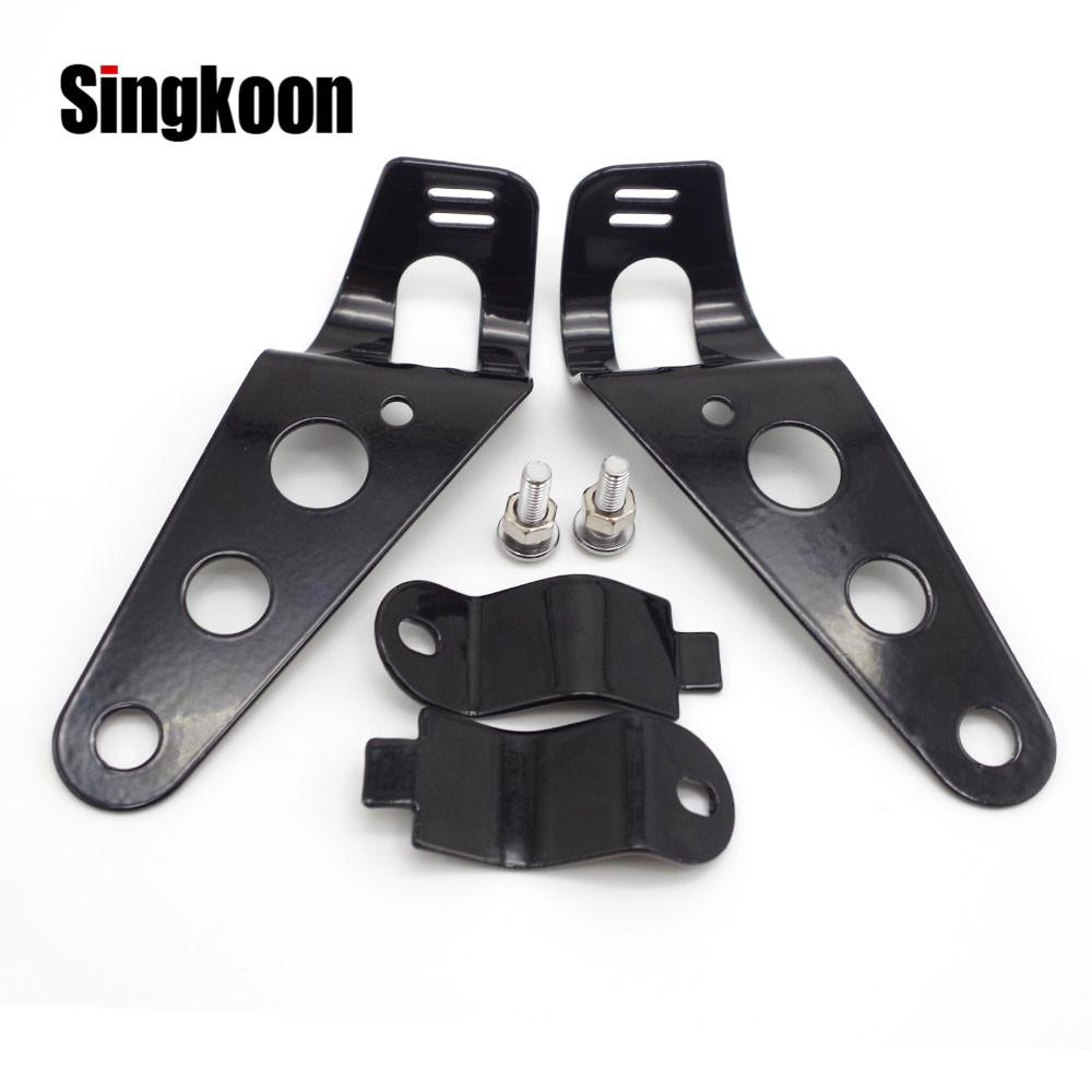 Universal-33mm-45mm-Chrome-Motorcycle-Headlight-Bracket-Moto-Headlamp-Mount-Fork-Holder-For-Honda-Ducati-Scrambler