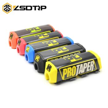 ZSDTRP-26mm-Handlebar-Squre-Chest-Protector-Pads-Motorcycle-Cross-Dirt-Pit-Bike-Motocross-Atv-Pro-Taper