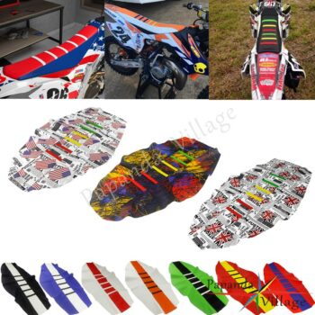 12-Colorful-Enduro-Motocross-Custom-Ribbed-Seat-Cover-Gripper-Traction-Seat-Pad-for-KTM-Honda-Kawasaki