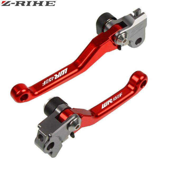 For-YAMAHA-WR450F-CNC-Accessories-Dirt-bike-Pivot-Lever-High-QualityMotorcycle-Brake-Clutch-Levers-WRF-450-2