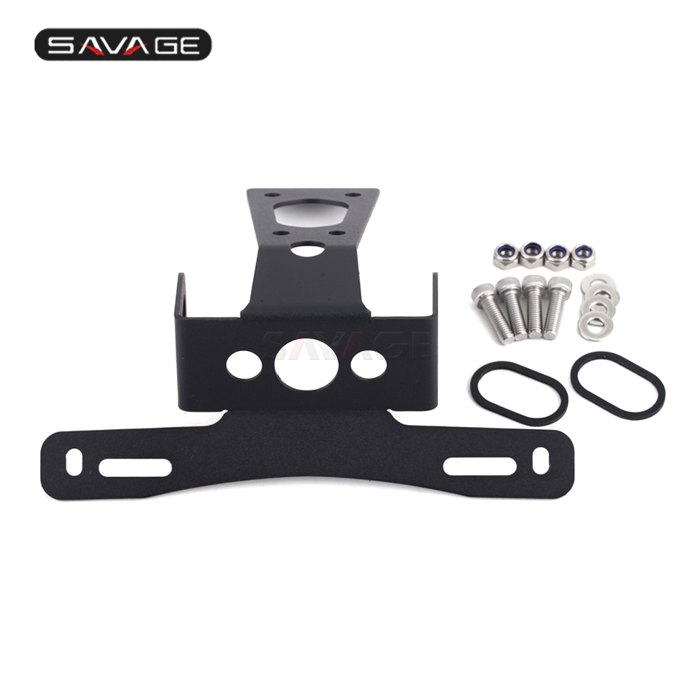 2020-License-Plate-Holder-For-HONDA-CBR-500R-CB500F-2016-2019-2018-2017-Motorcycle-Accessories-Stainless-2