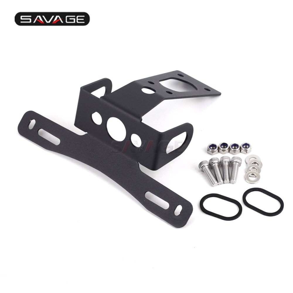 2020-License-Plate-Holder-For-HONDA-CBR-500R-CB500F-2016-2019-2018-2017-Motorcycle-Accessories-Stainless-5