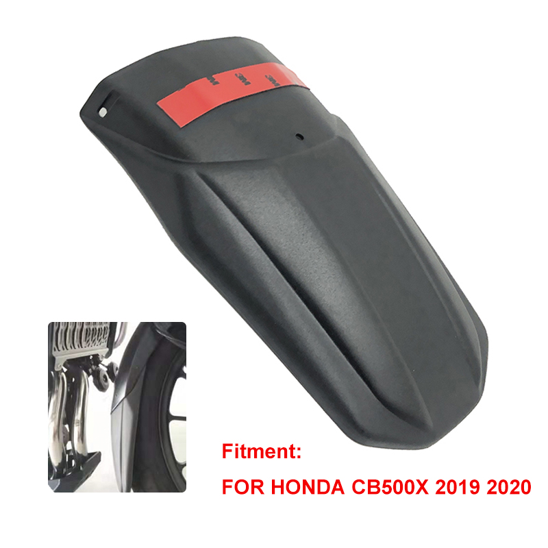 For-HONDA-CB500X-CB500F-cb500x-cb500f-2019-2020-Motorcycle-Tire-Hugger-Mudguard-Extension-Accessories-Front-Fender