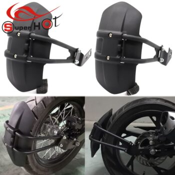 For-Honda-CB500-X-CBR500R-CB400X-CB400F-CB500F-CB500X-Motorcycle-Accessories-Rear-Fender-Mudguard-Mudflap-Guard