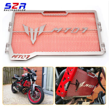 Stainless-Steel-Motorcycle-Radiator-Grille-Guard-Moto-Protector-Grill-Cover-Motor-bike-for-Yamaha-MT07-MT