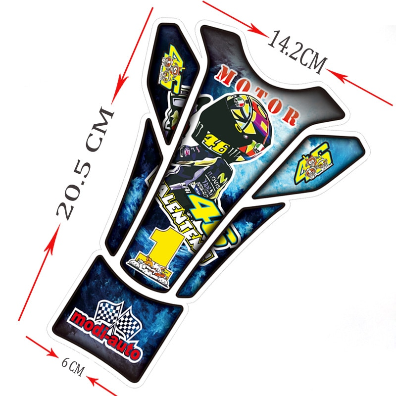 New-Motorcycle-Tank-Protection-Pad-Tank-Styling-Universal-Sticker-Refit-Custom-Creativity-Racer-Eagle-Shark-Cartoon-1