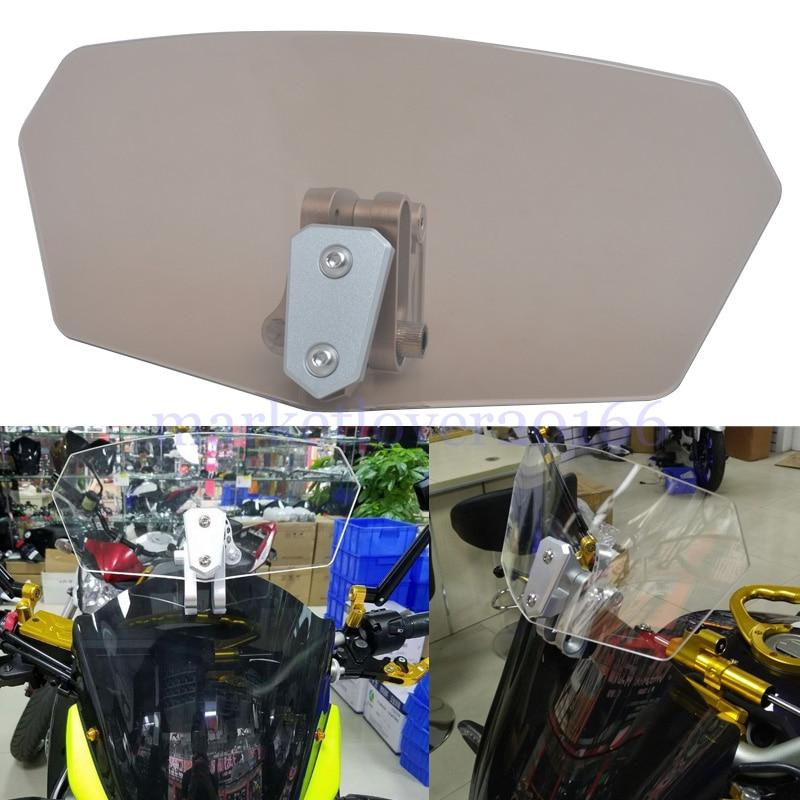 Motorcycle-Windshield-Airflow-Adjustable-Windscreen-Extension-Wind-Deflector-For-Harley-Honda-Yamaha-Kawasaki-Triumph-1