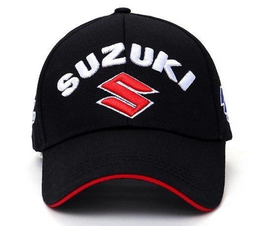 2018-free-ship-Motorcycle-Racing-Cap-Hat-summer-SUZUKIS-caps-hat-baseball-cap-hat-adjustable-cotton-2